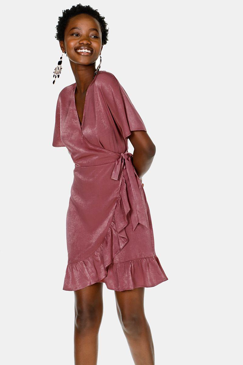 2cb0e3b378c Wrap Dress - Dresses - Shop by Category - Ladies