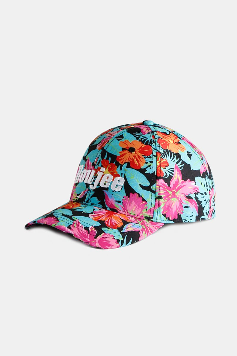 Floral Baseball Cap - Priced To Go - Ladies c506980903e