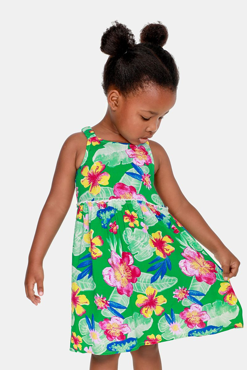 55616f6d3cb9 Floral Dress - Kids 1-7 New In - What's New