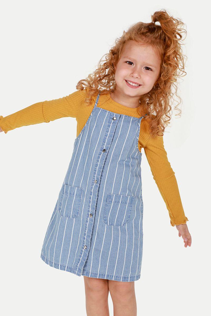 61bdb1da6d5b Pinafore Dress - Kids 1-7 New In - What's New
