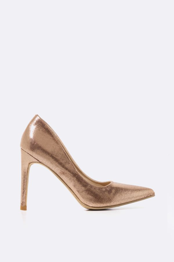 Metallic Court - Shop Shoes - Ladies