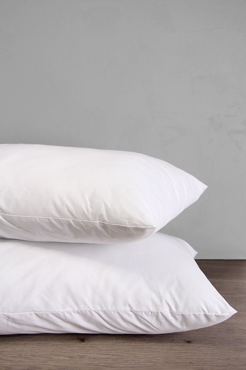 Percale Hollow Fibre Standard Pillow Duvet Inners
