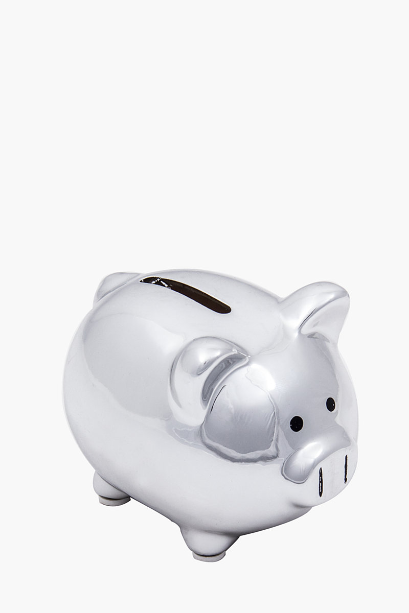 Mini piggy bank baby decor shop baby kids baby shop for Mini piggy banks