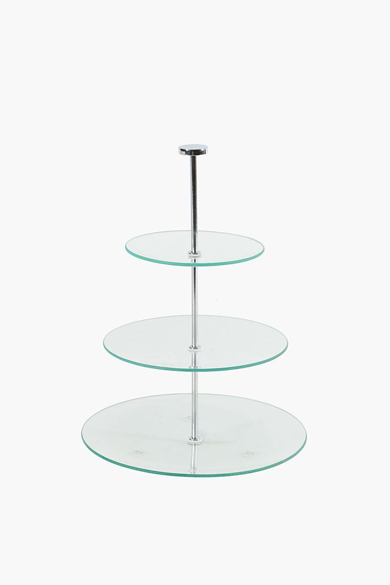 3 Tier Cake Stand Servingware Shop Dining Eat Shop