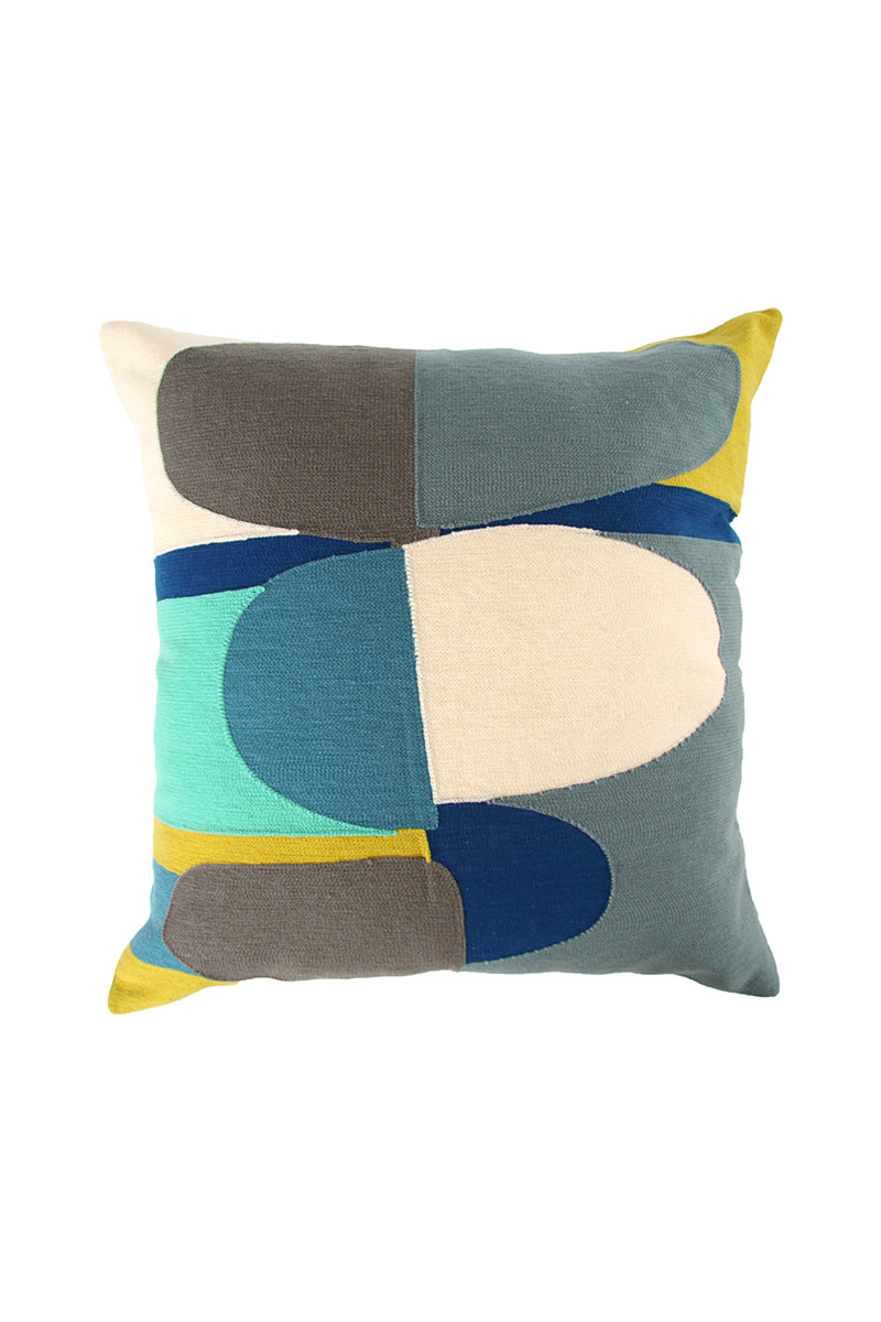 Embroidered Artisan 50x50cm Scatter Cushion Cushions