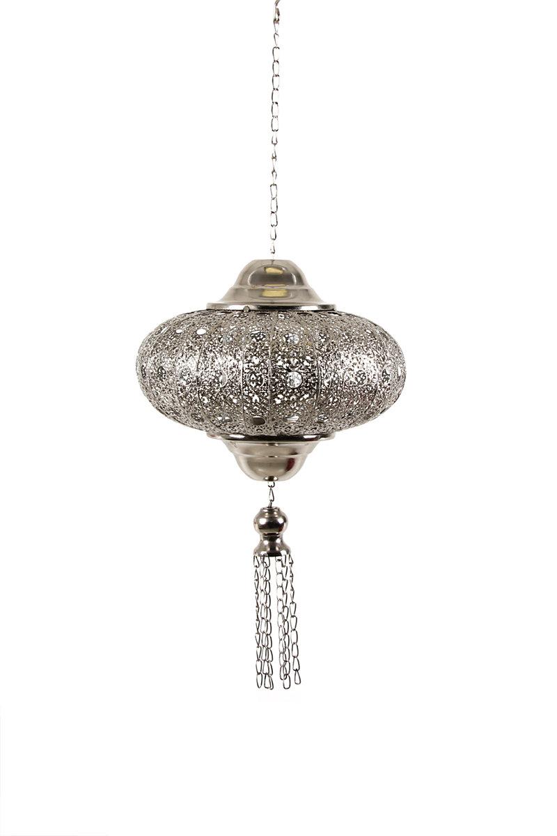 Metal morrocan punched metal lantern candle holders - Punched metal candle holder ...