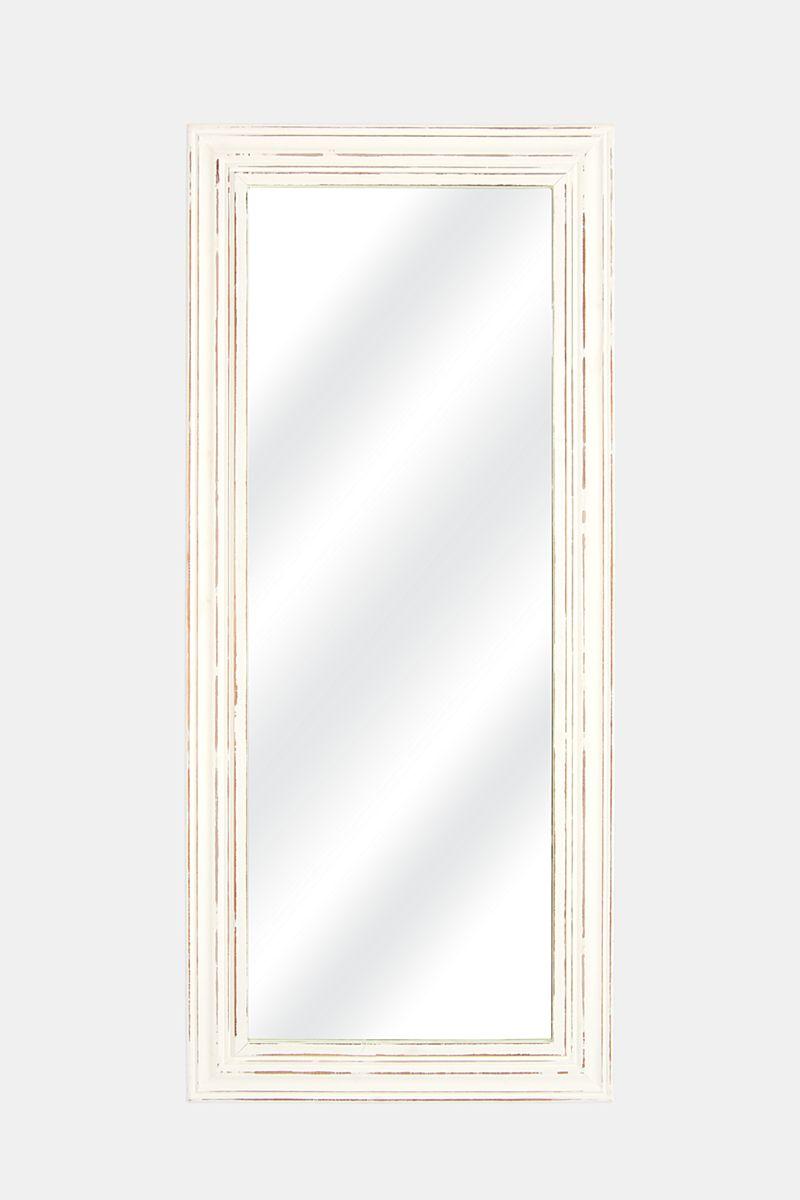 Distressed 60x140cm mirror mirrors wall art shop for Miroir 140 x 60