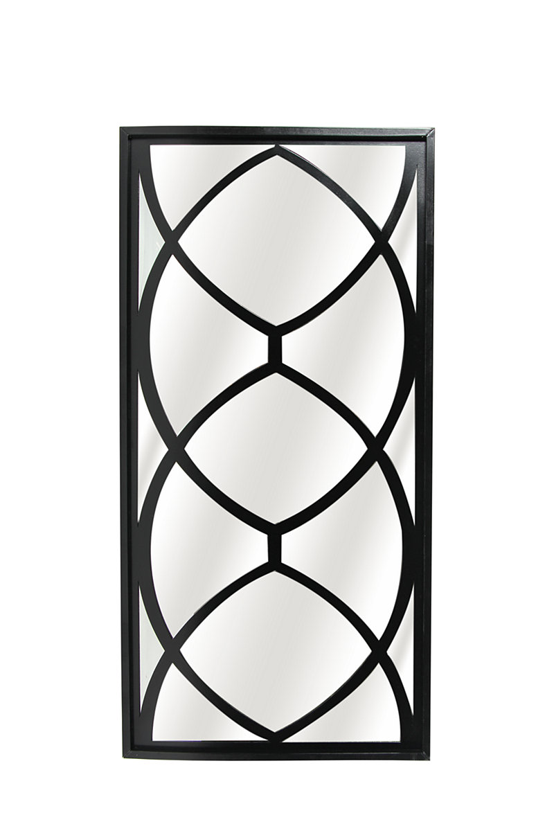 geometric diamond 120x60cm mirror mirrors wall art. Black Bedroom Furniture Sets. Home Design Ideas