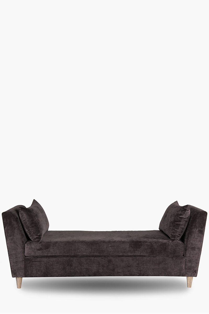 Marlow daybed chaise sofa couches sofas shop living for Chaise daybed sofa