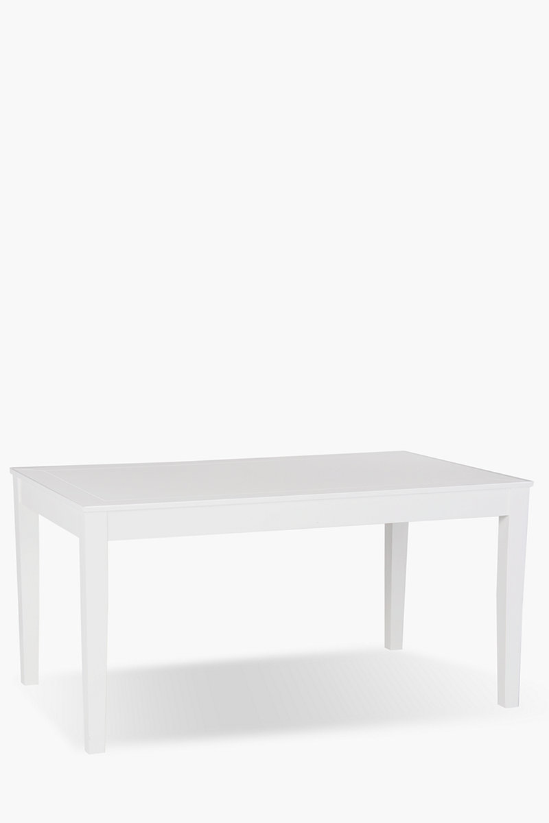 Arctic 6 seater dining table dining room tables shop for Dining room tables 6 seater