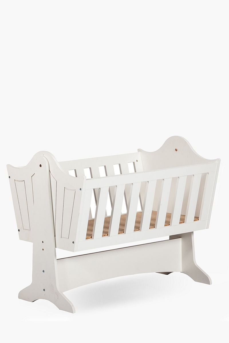 Woven Child Seat Rocking Chair - Hardwood | Home Furniture ... Slat Child Rocking  Chair - Pure White