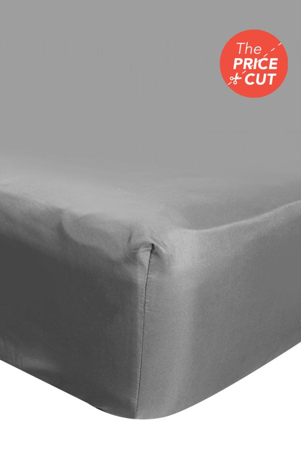 MICROFIBRE FITTED SHEET