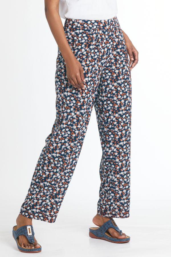 DITSY FLORAL PANTS