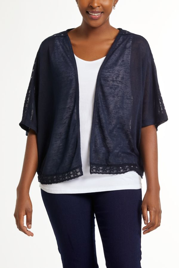 COVER UP CARDIGAN
