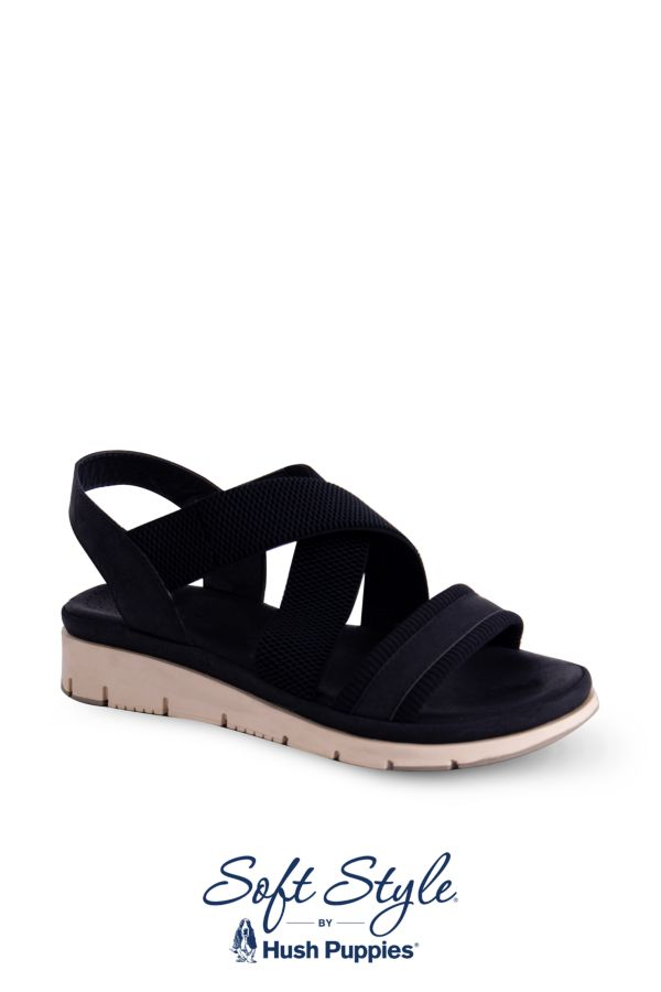 STRAPPY SANDAL - Hush Puppies