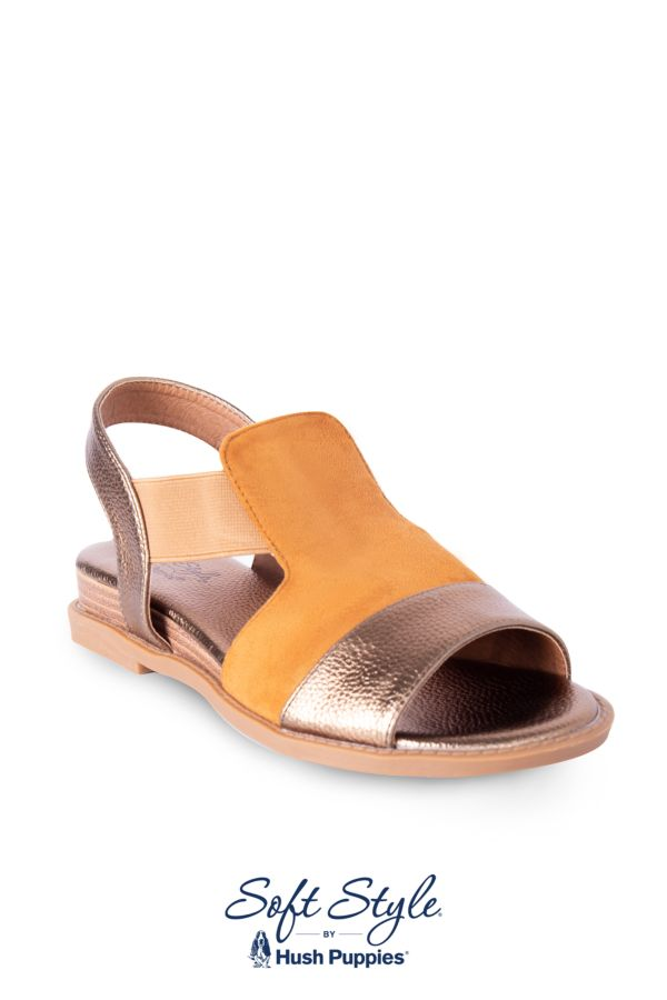 PEEPTOE SANDAL - Hush Puppies
