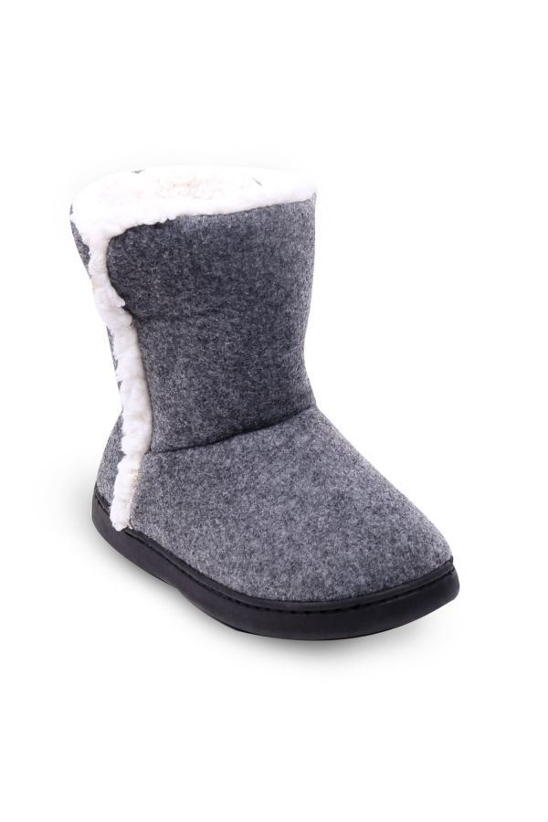 SHERPA LINED SLIPPER BOOT