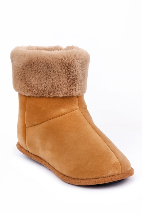 FAUX FUR BOOTS - Hush Puppies