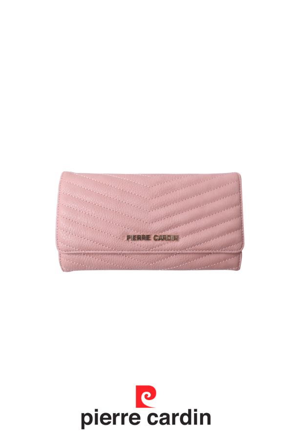 FLAP OVER PURSE - Pierre Cardin