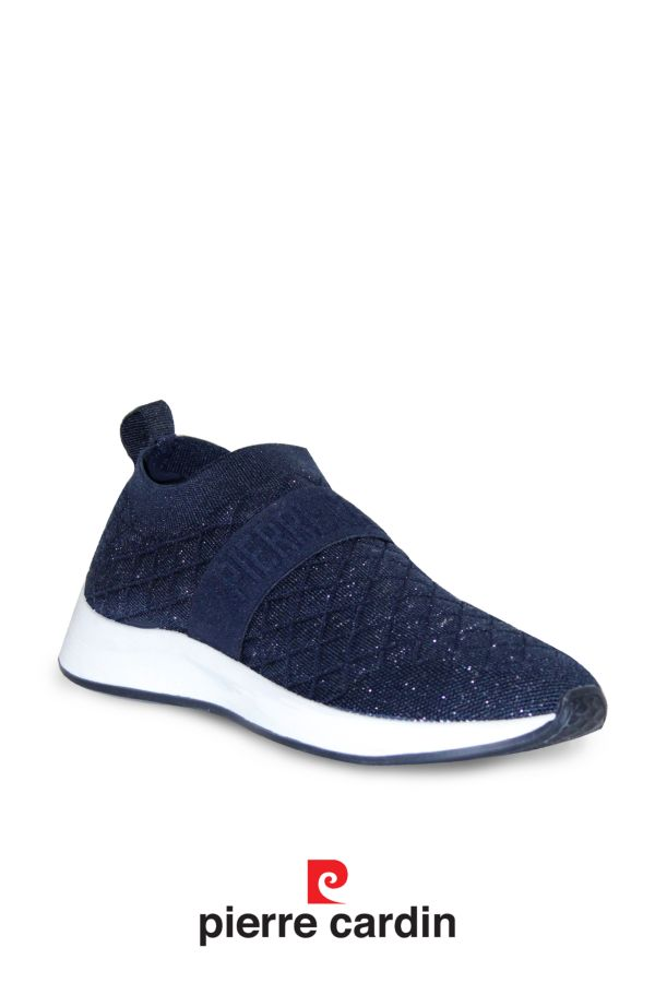 QUILTED SNEAKER - Pierre Cardin