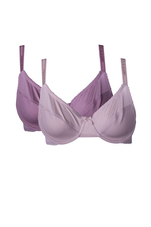 2 PACK BRAS - B CUP