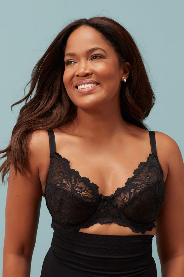 2 PACK LACE BRAS - B CUP
