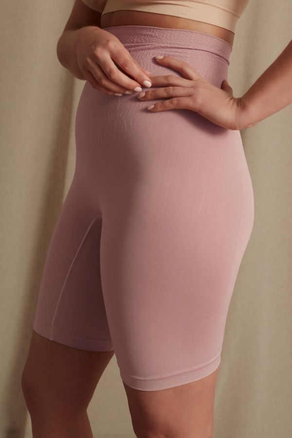 SEAMLESS LONG LEG SHAPER SHORTS