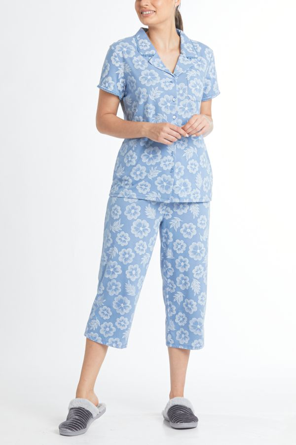 PRINTED SLEEP SET