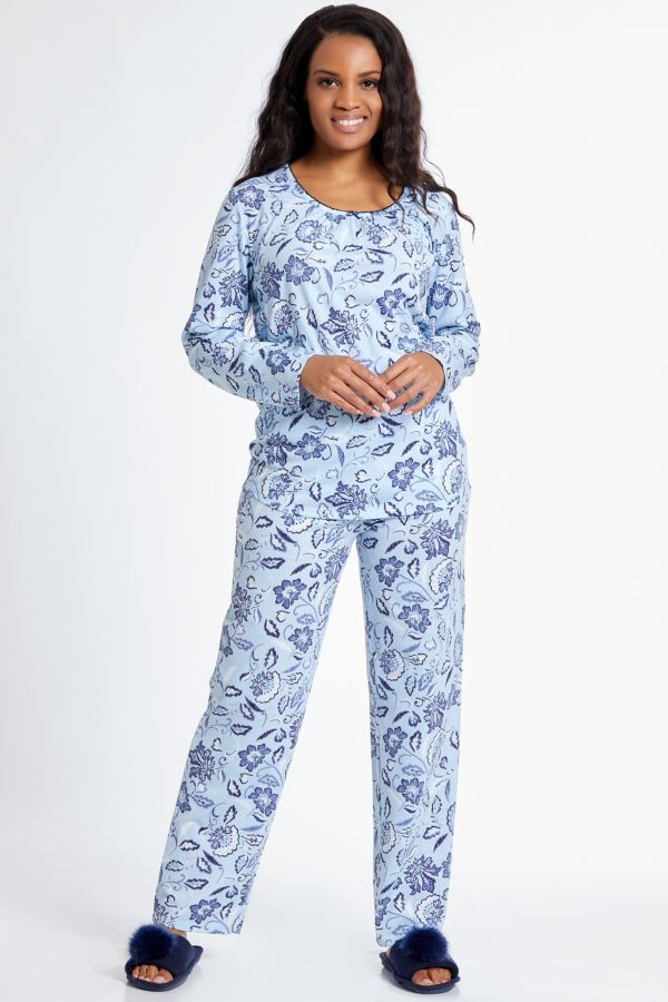 FLORAL PRINT SLEEP SET