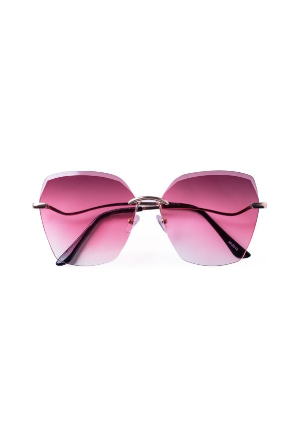 FRAMELESS SUNGLASSES