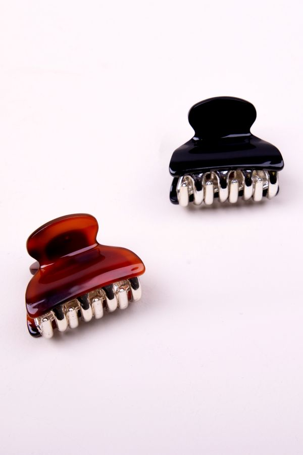 2 PACK HAIR CLAWS