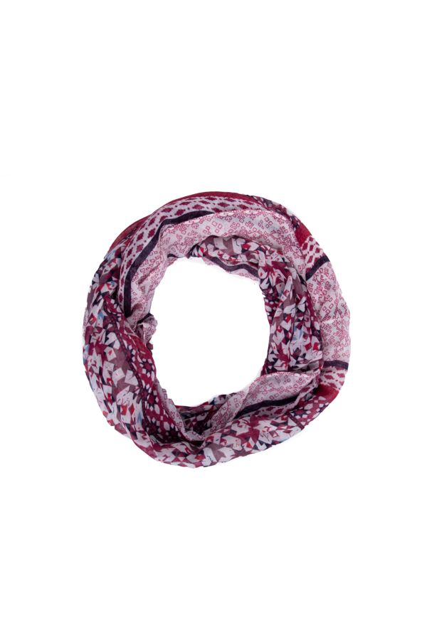 LIGHTWEIGHT PRINTED SNOOD