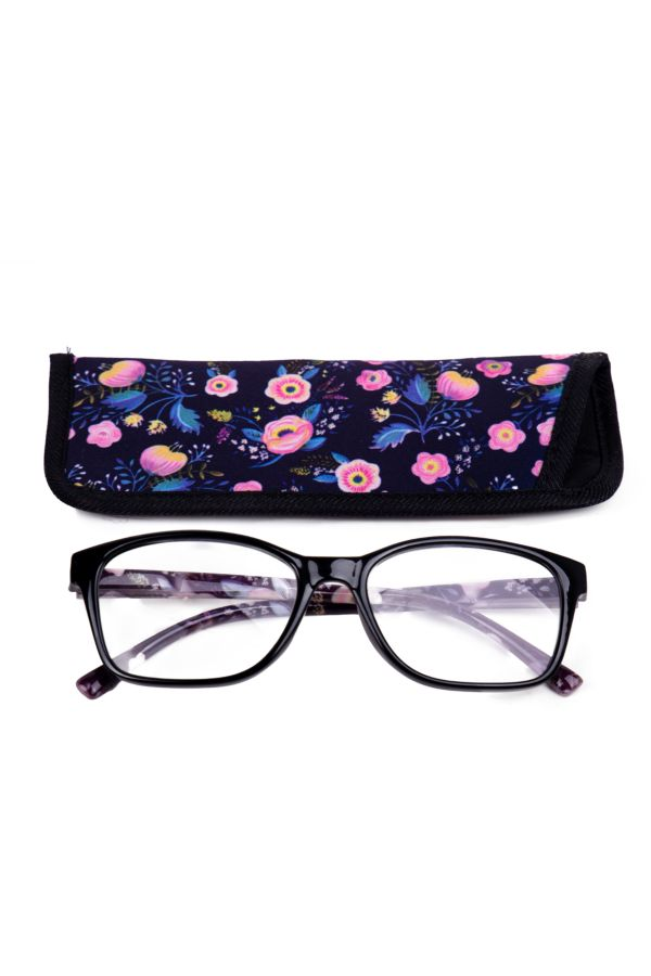 FLORAL READING GLASSES