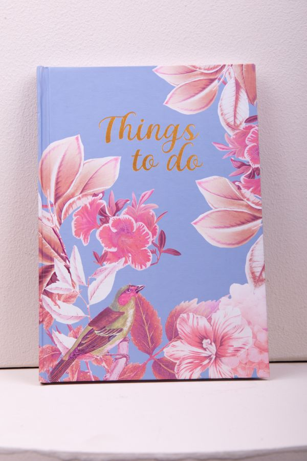 A5 HARDCOVER NOTE BOOK