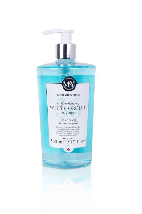 HAND WASH - White Orchid and Ginger