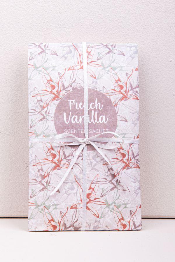 SCENTED SACHET - French Vanilla