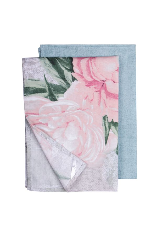 2 PACK TEA TOWELS