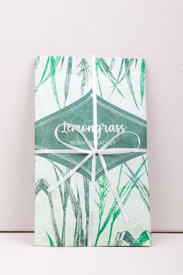 SCENTED SACHET - Lemongrass