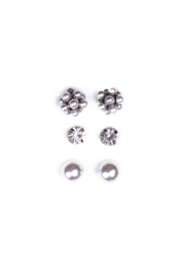 3 PACK EARRINGS