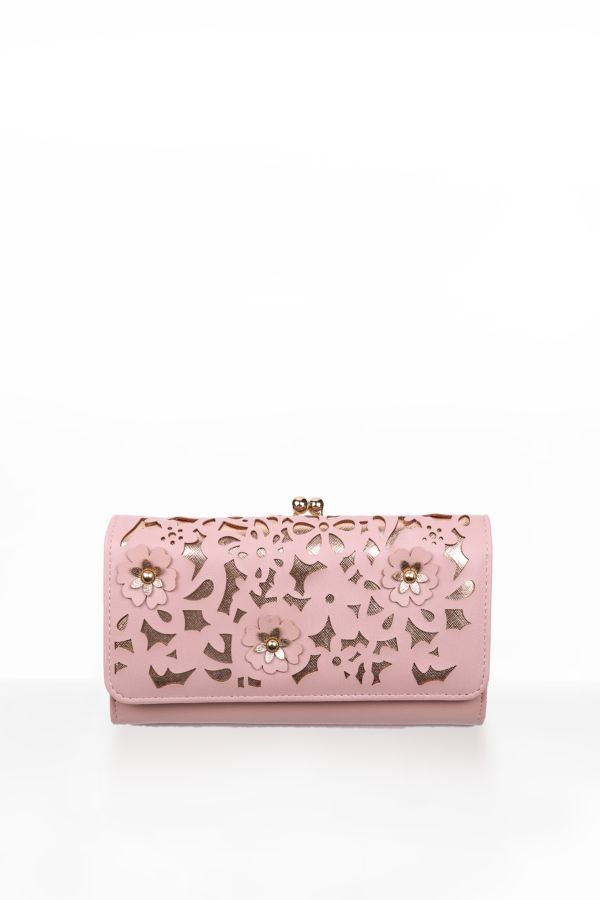 CUT OUT FLAP OVER PURSE