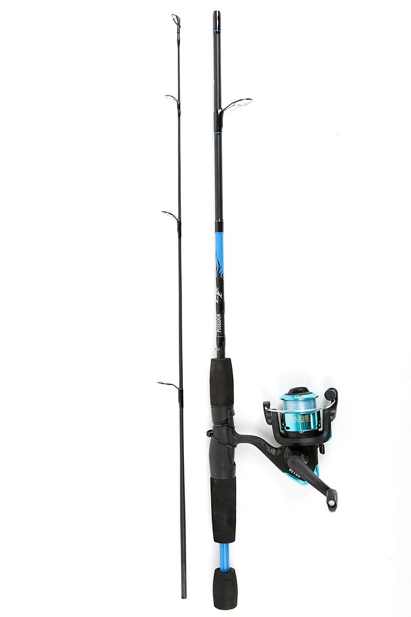 Kids 4ft Combo Fishing Rod